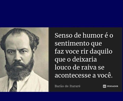 Humor e Raiva - Barão de Itararé