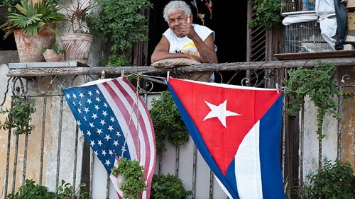 Cuba - EUA