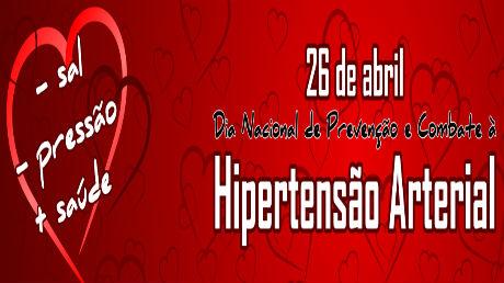 Hipertensão - Calamidade Epidêmica