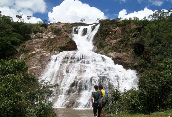 Cachoeira na Gandarela