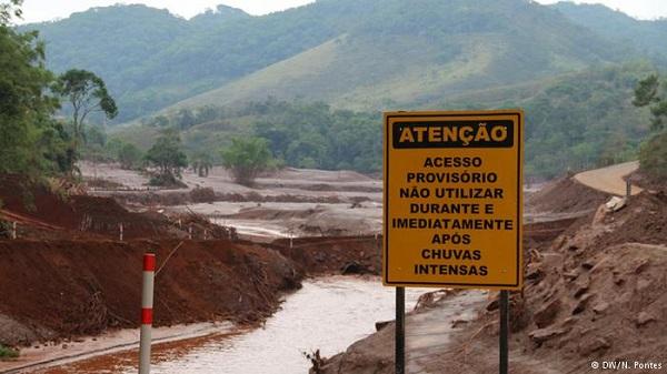 Crime Ambiental Samarco