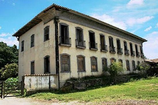 Casarão Santo Antônio - Esmeraldas - MG