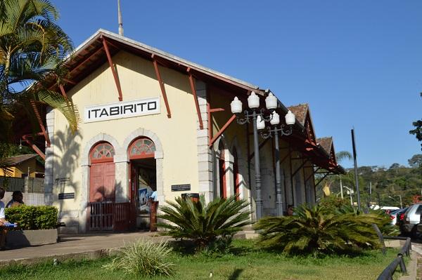 Estação Ferroviária - Itabirito