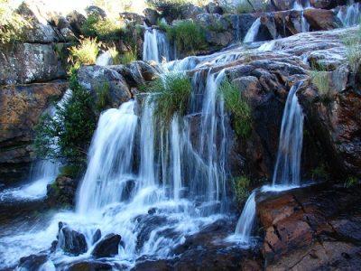 Cachoeira em Jabó