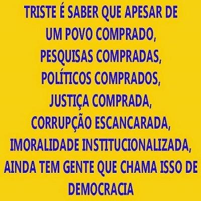 Pseudo Democracia