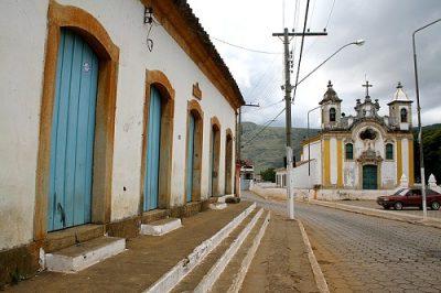 Matriz de Santo Antônio - Ouro Branco