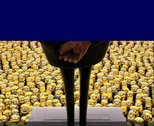 Minions e a Síndrome de Estocolmo