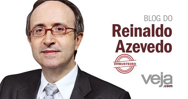 Reinaldo Azevedo - Veja