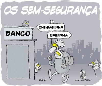 Saidinha de Banco