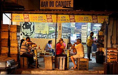 Bar do Caixote - Belo Horizonte
