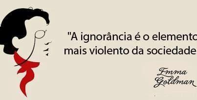 Ignorância e Progresso