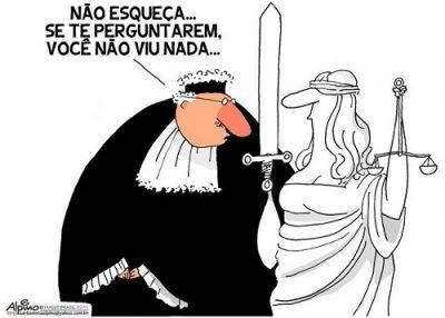 Justiça Cega - Rábulas