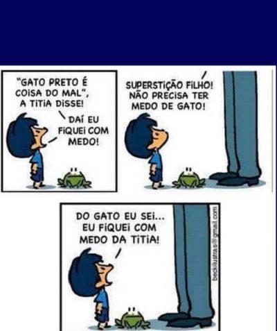 Vacina - Medo da Tia - Armandinho