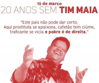 Tim Maia - O Sindico