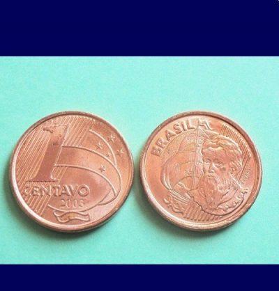 Moeda - Um centavo