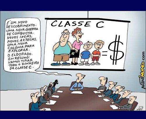 Consumidor Classe C