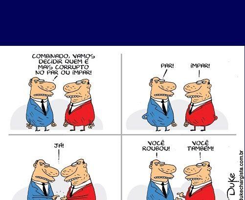 Corrupção - DUKE