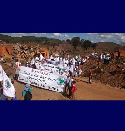 Indigna Nação - Crime Samarco