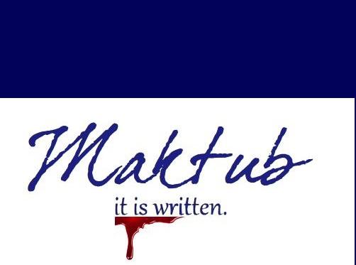Maktub Azul - Sangrando - Adaptação