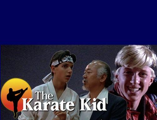 Cobra Kay - Karatê Kid - Internet