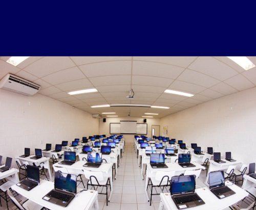 Laboratório de Informática - MJ Capacitações