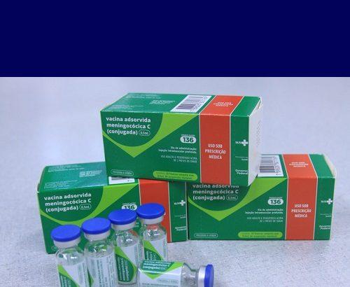 Vacina Meningocócica C - Funed