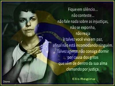 Silêncio - Elis Regina