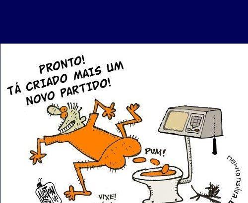 Partido Novo - Newton Silva Adaptado