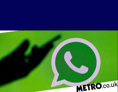 I don´t agree - Whatsapp - Metro.Co.Uk