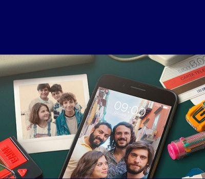 Generazione 56K - Cartaz Oficial Netflix