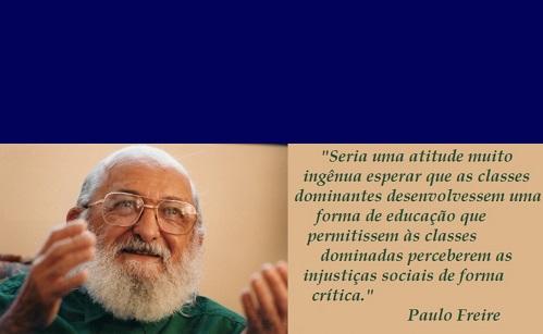 Paulo Freire - 100 anos