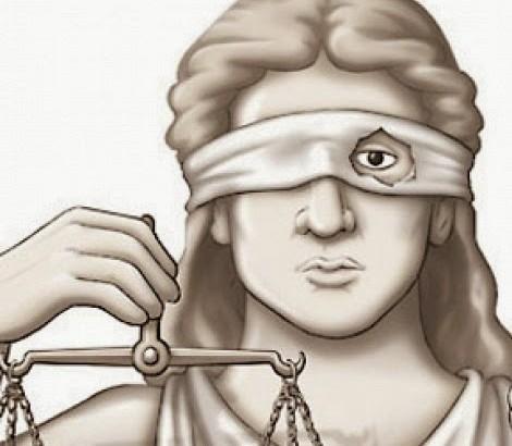 Presunção de Inocência - Justiça Cega e Parcial