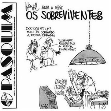 Sobreviventes - Pasquim