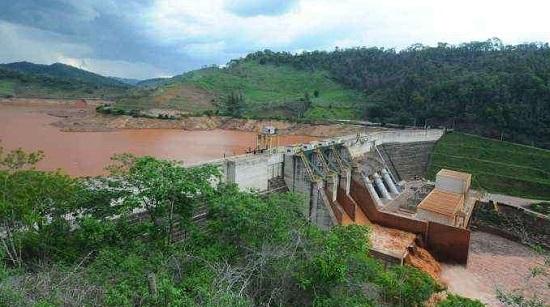 Barragem Candonga