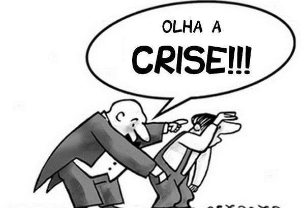 Olha a Crise