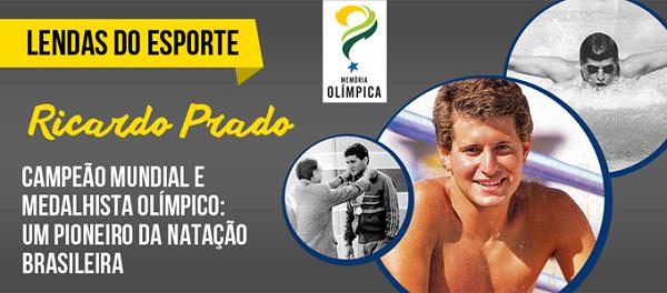 Performance Olímpica - Ricardo Prado - Natação