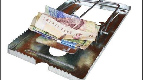 Gerente de banco e a ratoeira