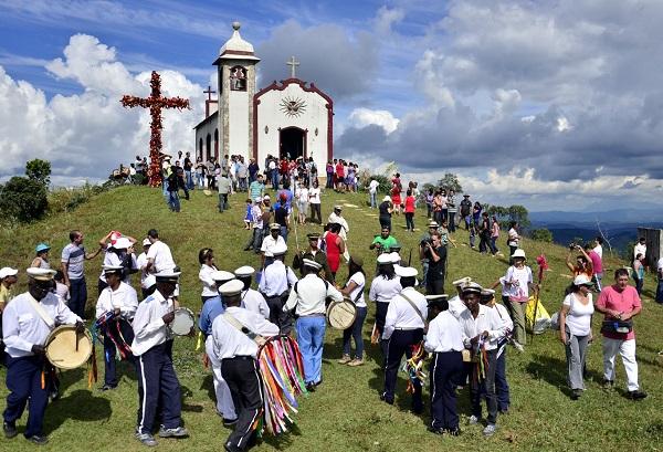 Morro Redondo - Ipoema (MG)