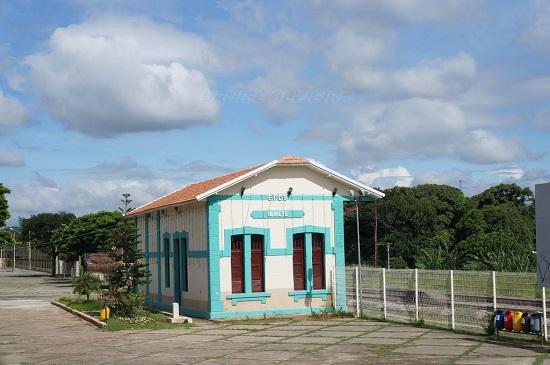 Estacão EFCB -Ibirité