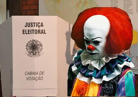 Eleitor Palhaço e o TSE