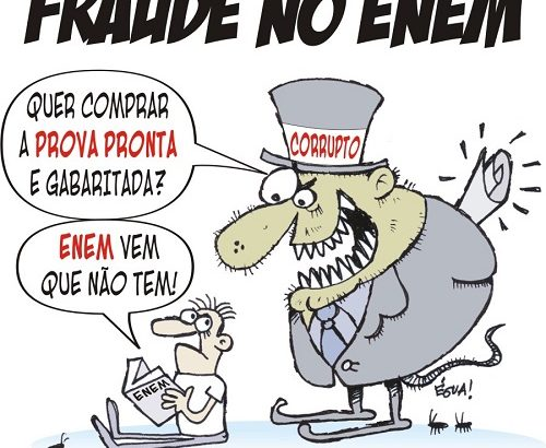 Fraude no ENEM
