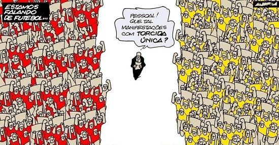 Nação Dividida - Fla-Flu da Política