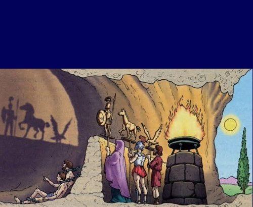 Mito da Caverna - Site Escola e Educação