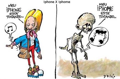 Rede Social Hipocrisia Iphome