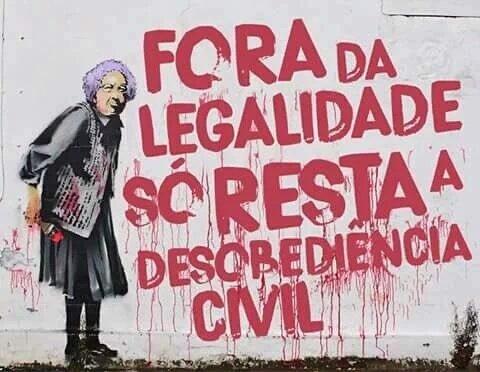 Desobediência Jurídica