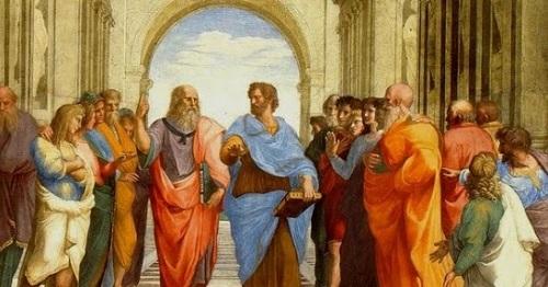 Cristão Confuso -Peripatético