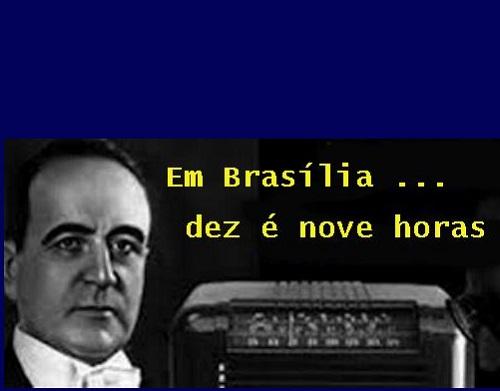 Voz do Brasil - Adaptação