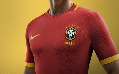 Camisa Amarela - NIKE