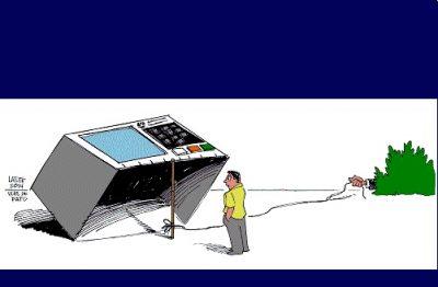 Esquerda, Cuidado ! (Latuff)