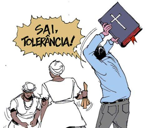 Sai Intolerância - Culpado - Latuff